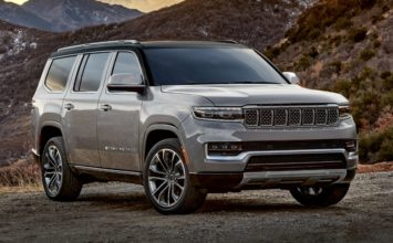 Jeep Wagoneer et Grand Wagoneer 2022 : se payer le gros luxe