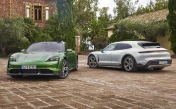 Porsche Taycan Cross Turismo 2021 : L'Outback électrique de Porsche